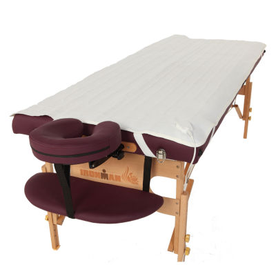 The Ironman  Ventura  Massage Table With Heating Pad And Carry Bag