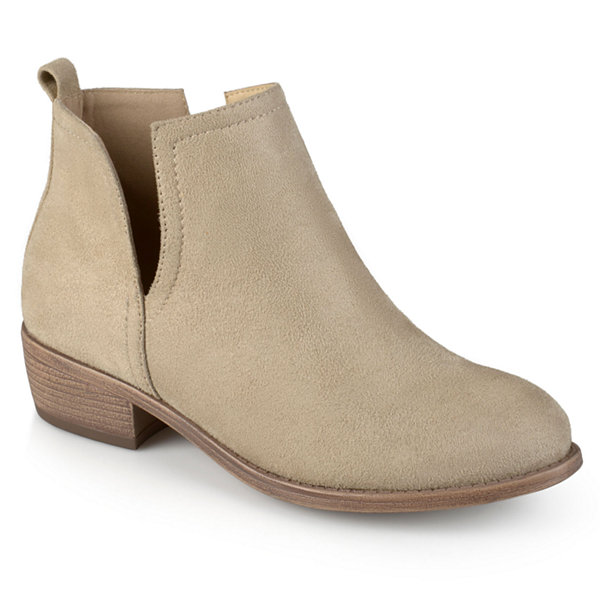 Journee Collection Rimi-Wd Womens Bootie Wide