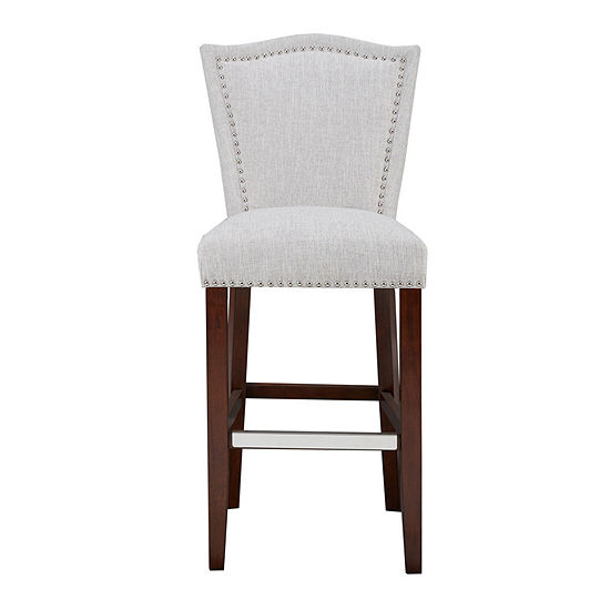 Madison Park Everitt 30-Inch Bar Stool