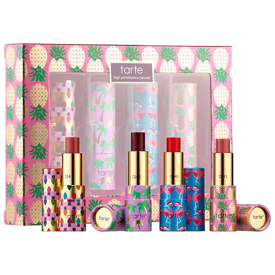 tarte Quench Squad Hydrating Mini Lip Set - Rainforest of the Sea™ Collection