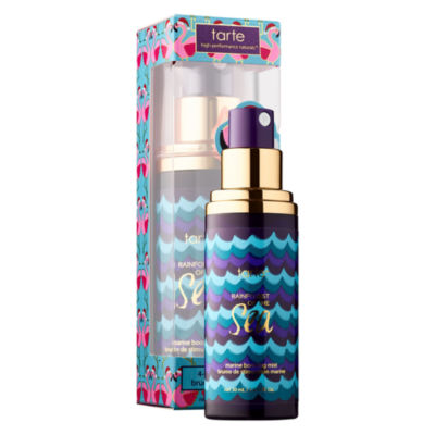 tarte Limited Edition 4-in-1 Setting Mist Mini - Rainforest of the Sea™ Collection