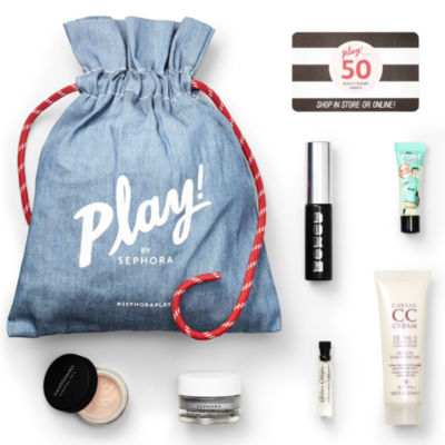 PLAY! by SEPHORA Beauty Goals