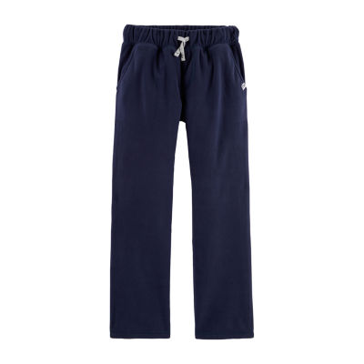 Carter's Psb Nvy Microfleece Pant Pull-On Pants Boys