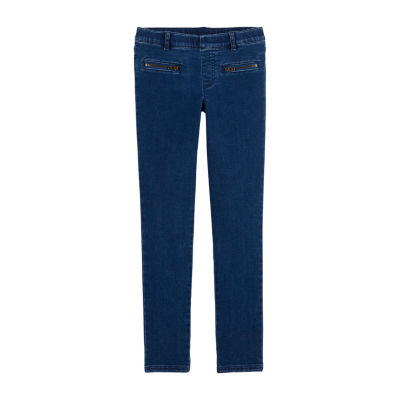 Carter's Carter'S Skinny Stretch Pants - Preschool Girls Girls Skinny Pull-On Pants - Preschool / Big Kid