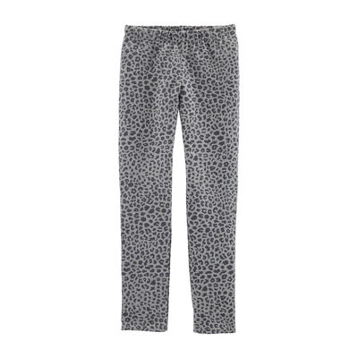 Carter's Girls Skinny Pull-On Pants - Preschool / Big Kid