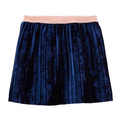 Carter's Girls Pleated Skirt Preschool / Big Kid
