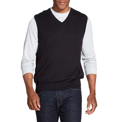 Van Heusen Solid Sweater Vest