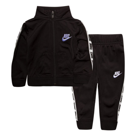 Nike F18 Infant Sets 2-pc. Logo Pant Set Baby Girls