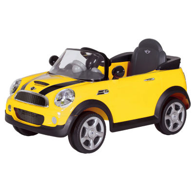 Rollplay MINI Cooper 6 Volt Battery Ride-On Vehicle