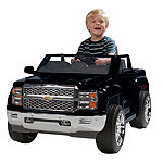 Rollplay Chevy Silverado 6 Volt Battery Ride-On
