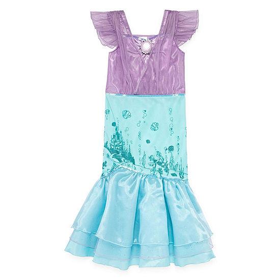 Disney Collection Ariel Girls Costume