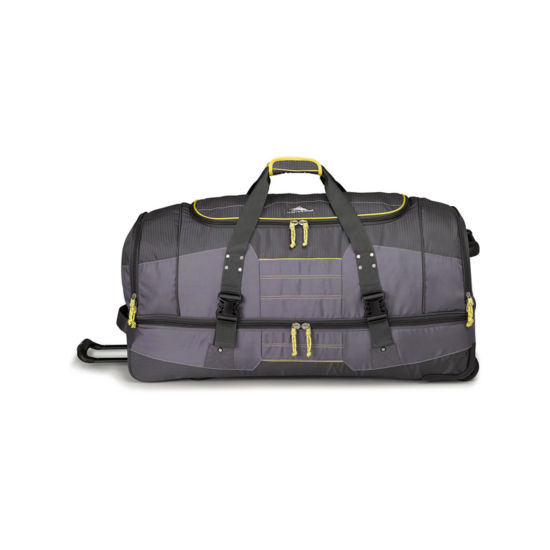 High Sierra Ultimate Access 2.0 36 Inch Wheeled Duffel