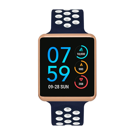 Itouch Air SE Womens Blue Smart Watch-Ita42101r75c-743