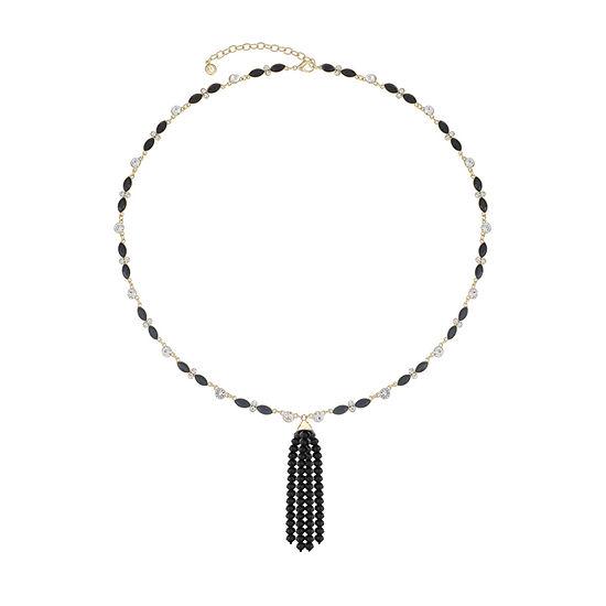 Gloria Vanderbilt 28 Inch Collar Necklace