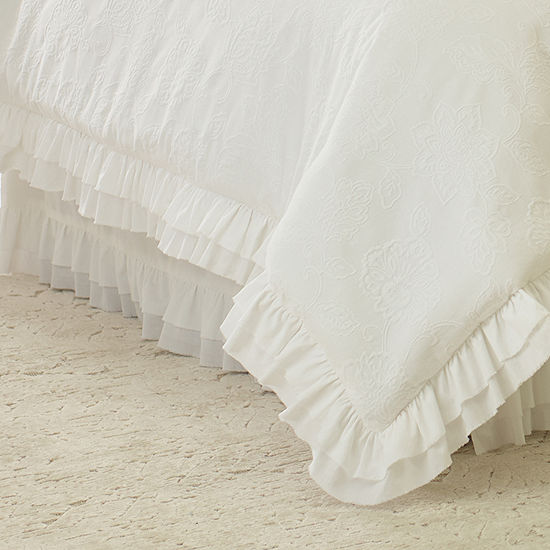 Queen Street Emelia 15 Inch Bed Skirt