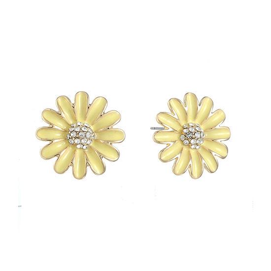 Gloria Vanderbilt 20.1mm Stud Earrings