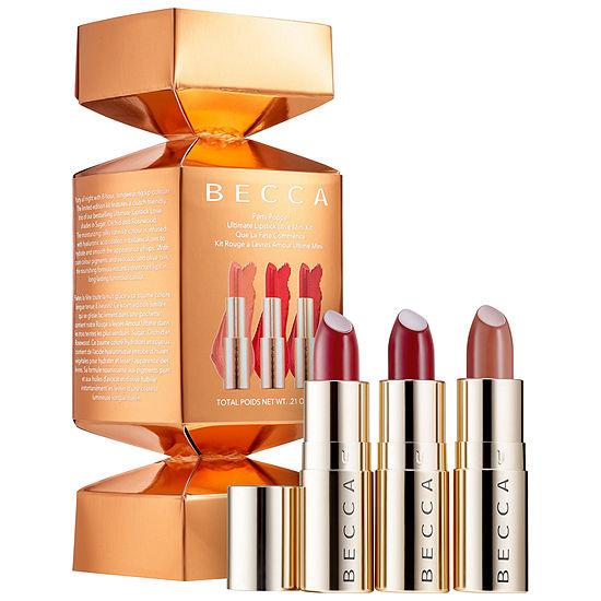 BECCA Party Popper Ultimate Lipstick Love Mini Kit ($54.00 value)