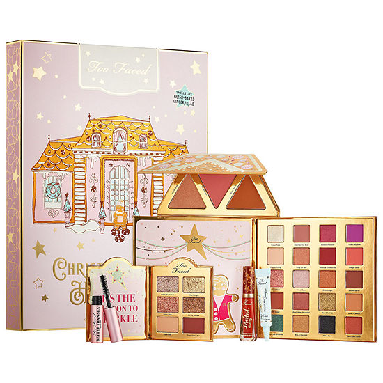 Too Faced Christmas Cookie House Party ($353.00 value)