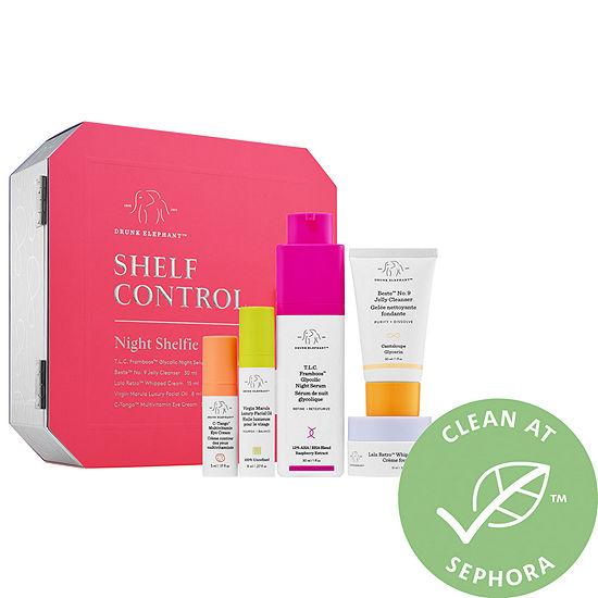 Drunk Elephant Shelf- Control™ Night Kit ($155.00 value)
