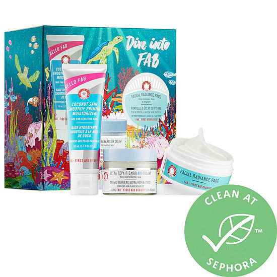 First Aid Beauty Dive Into FAB ($74.00 value)