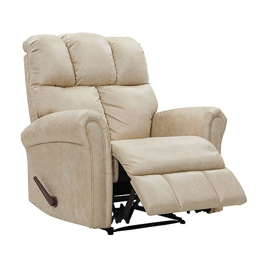 ProLounger Extra Large Recliner in Faux Leather
