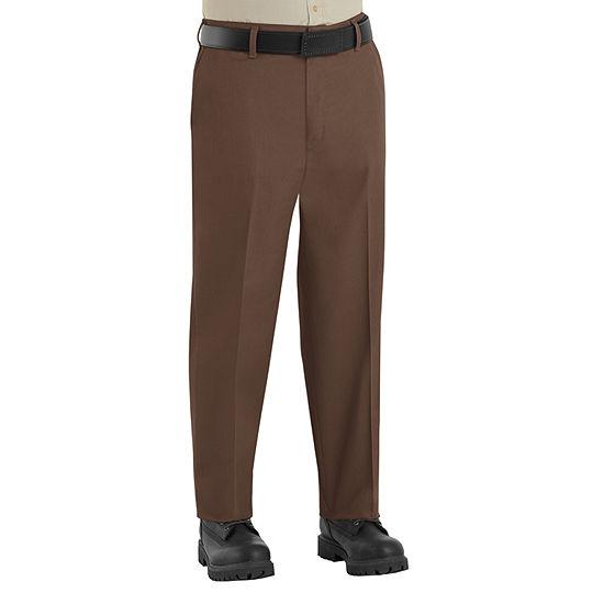 Red Kap® Work Pants with Elastic Insert–Big