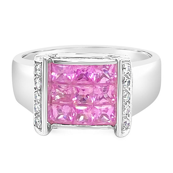 Le Vian Grand Sample Sale™ Ring featuring Bubble Gum Pink Sapphire™ set in 18K Vanilla Gold®