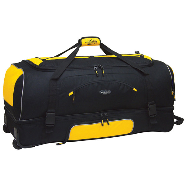 "Adventure 36"" Sport Rolling Duffel Bag"