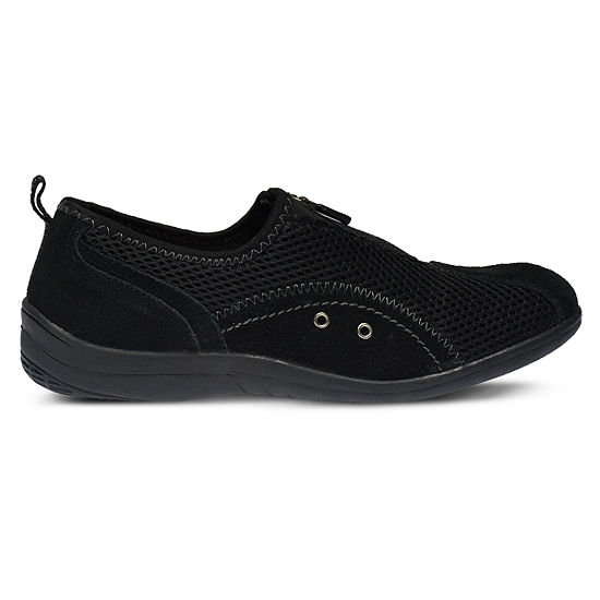 Spring Step Womens Slip-On Shoe Round Toe