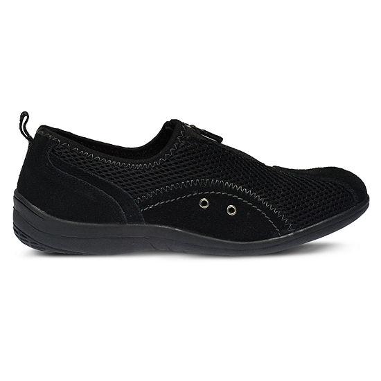 Spring Step Womens Slip On Shoe Round Toe