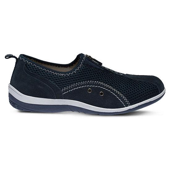 Spring Step Womens Slip-On Shoe Round Toe