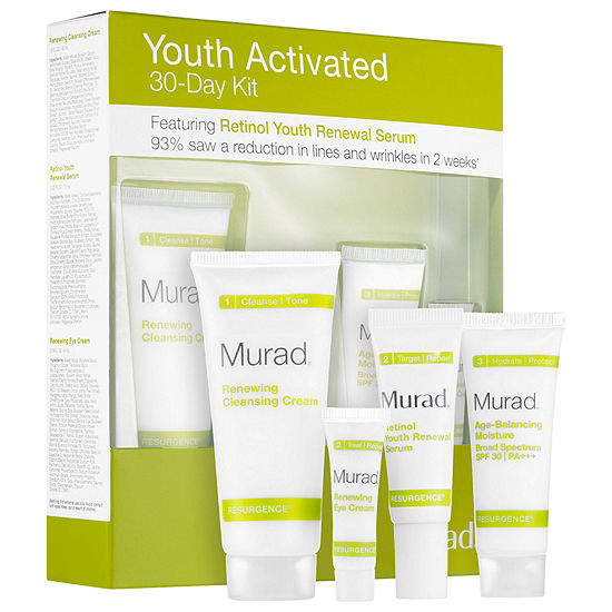 Murad Youth Activated 30 Day Kit