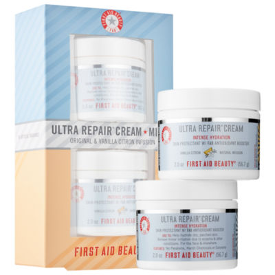 First Aid Beauty Ultra Repair Cream Minis Kit