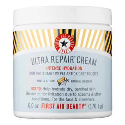 First Aid Beauty Ultra Repair Cream Intense Hydration Vanilla Citron