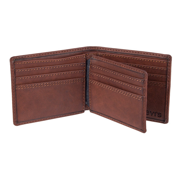 Levis Extra Capacity Slimfold Wallet