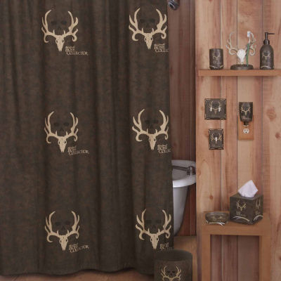 Bone Collector Shower Curtain
