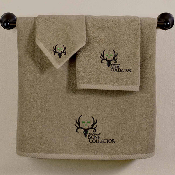 Bone Collector Bath Towel Collection