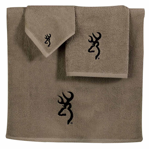 Browning Buckmark Bath Towel Collection