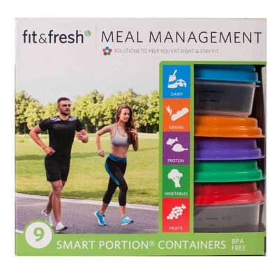 Fit & Fresh Meal Management Lunch Bag