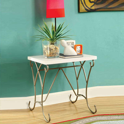 Charmed Metal Nightstand