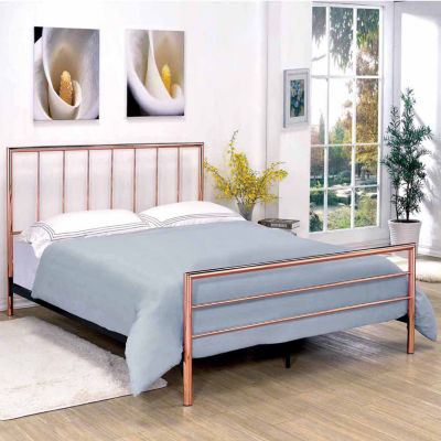 Savannah Metallic Bed