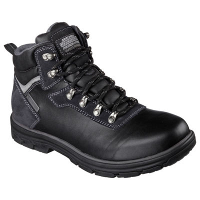 Skechers® Skechers Ander Mens Lace-Up Ankle Boots