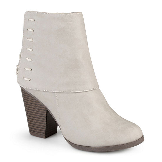 Journee Collection Womens Ayla Ankle Booties
