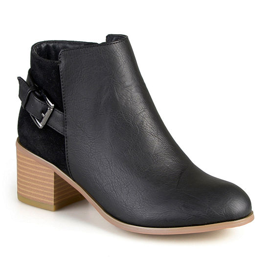 Journee Collection Teegan Ankle Booties