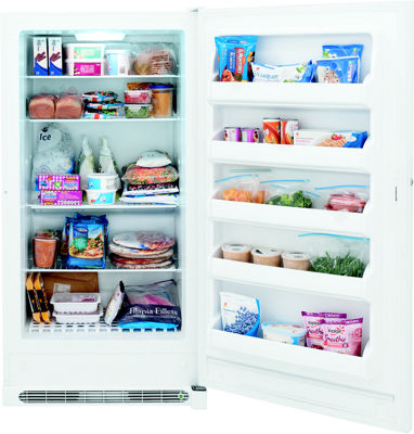 Frigidaire ENERGY STAR® 16.6 cu ft Upright Freezer