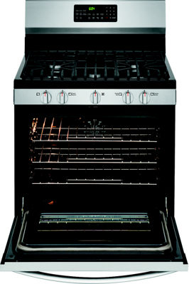 "Frigidaire Gallery 30"" Gas Range with True Convection"
