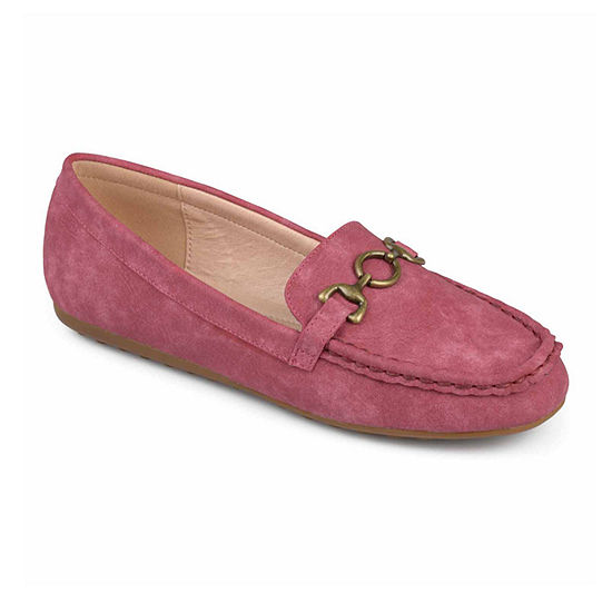 Journee Collection Womens Embry Loafers Round Toe