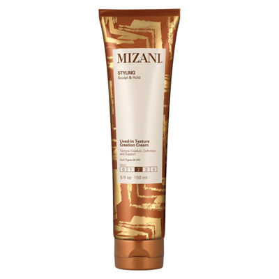 Mizani Lived-In Texture Creation Hair Cream-5.1 oz.
