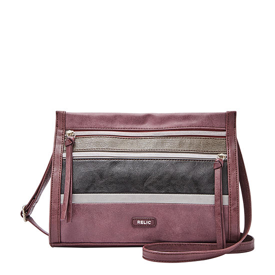 Relic By Fossil Kerrington Crossbody Bag