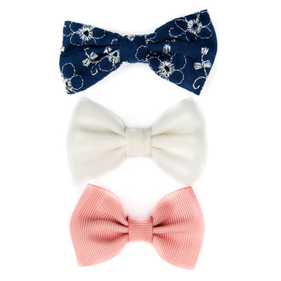 Carole 3-pc. Hair Bow